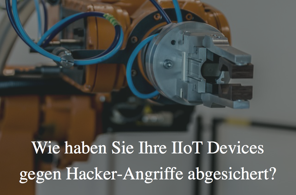Cyber Security für IoT