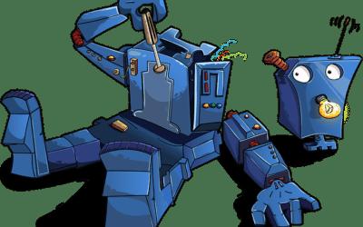 Künstliche Dummheit und ungeschickte Roboter