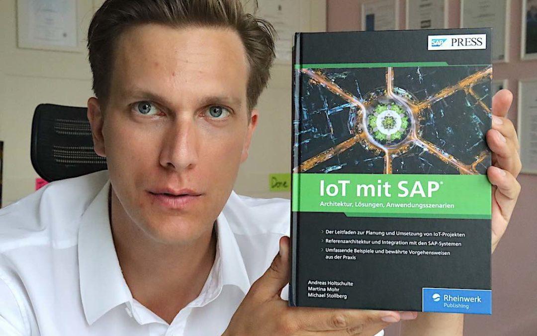 Leitfaden: Industrie 4.0 und Internet der Dinge mit SAP demnächst zu verlosen
